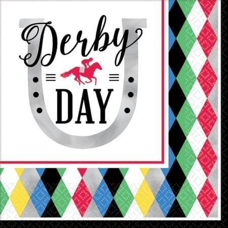 Derby Day Theme Party