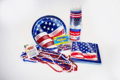 Star Spangled Basic Party in a Box