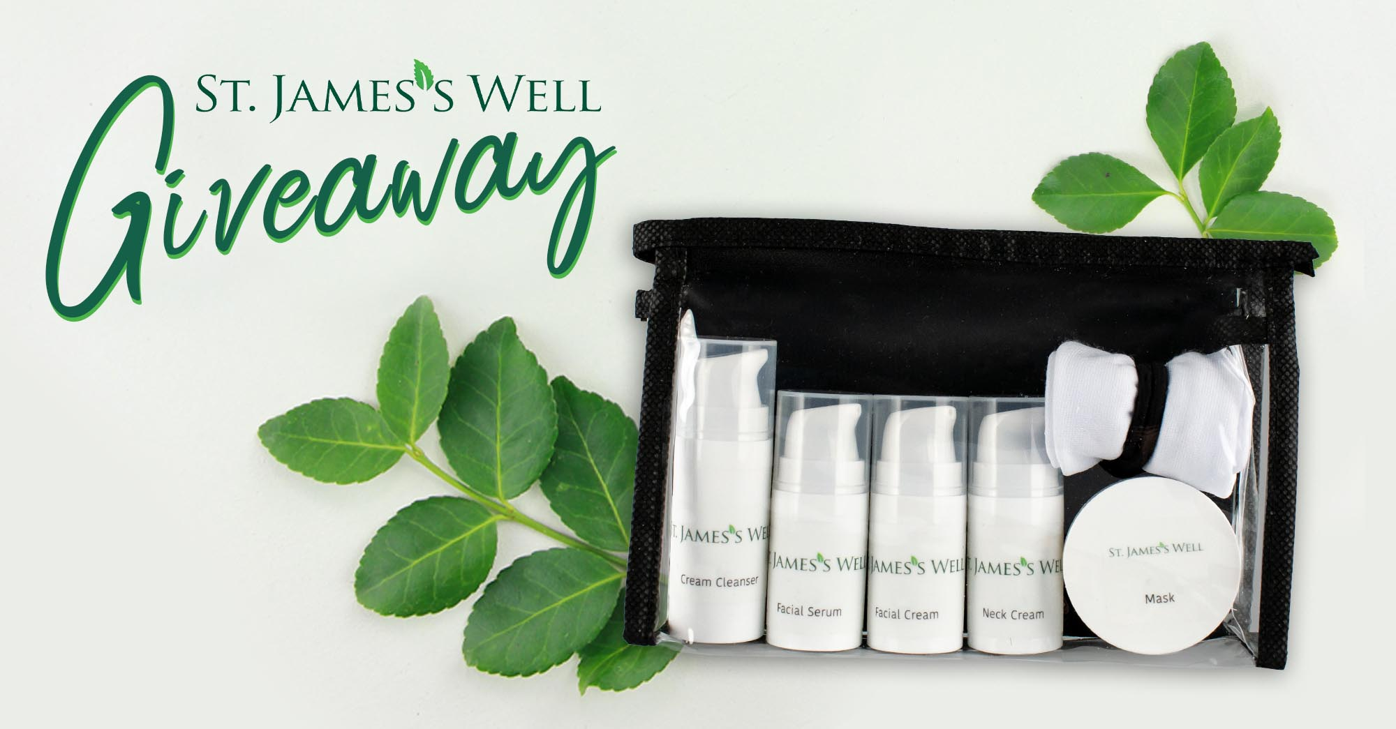 St. James's Well Giveaway