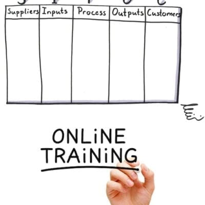 SIPOC Diagram Online Training