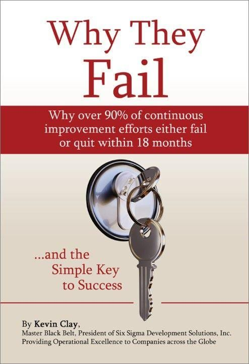 Why They Fail Book Cover Landing Page