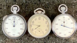 Timing Three Watches 4
