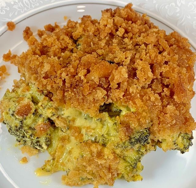 Broccoli Cheese Casserole best pic