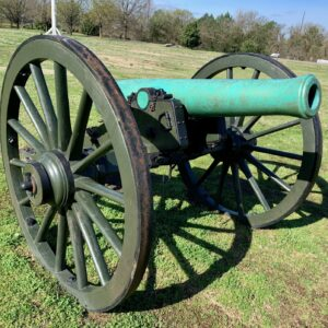 Fort Smith AR the list cannon