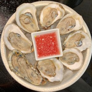 Oyster Mignonette sauce mail