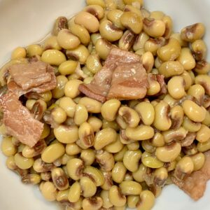 purplehull peas main