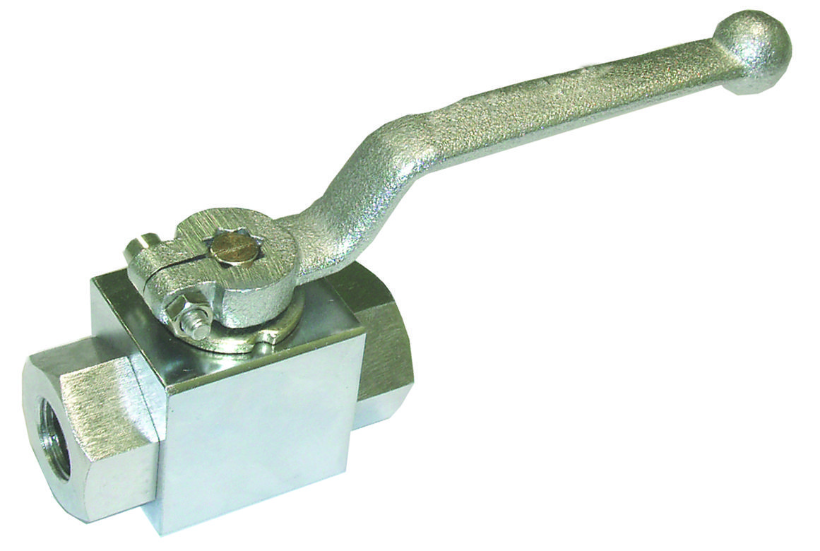 "Ball Valve-1/4""F x 1/4""F,7400PSI,212DF"