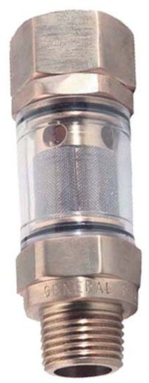 "Inlet Filter-3/8""MxGH #100650"