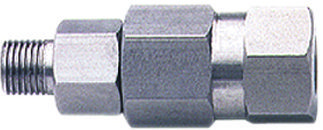 "1/4""MxF-SS high pressure swivel"