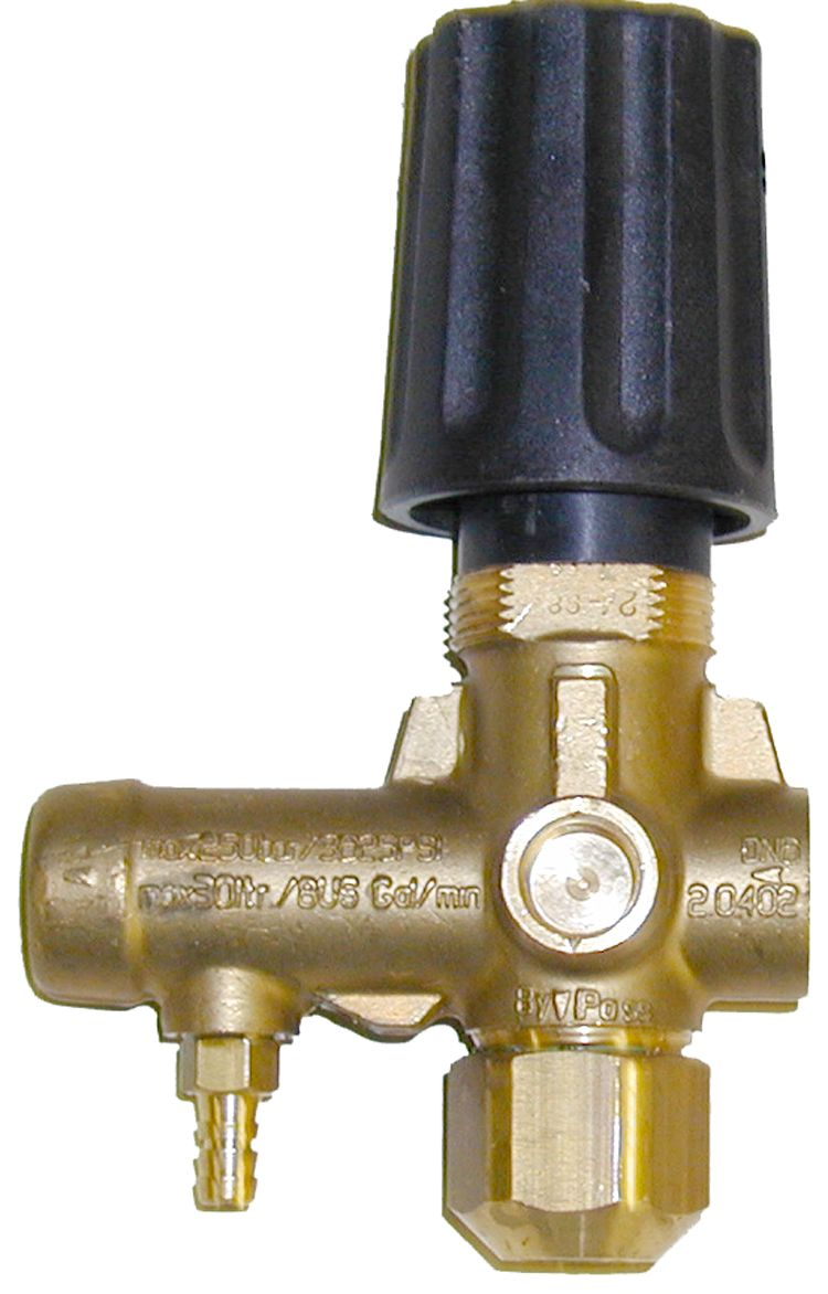 Unloader valve w/chem. Inj-1.8mm orifice
