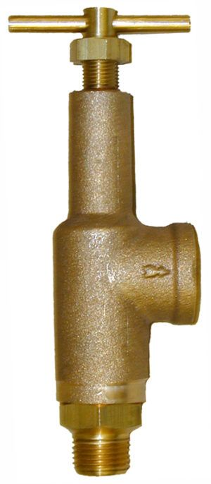 Adjustable pressure regulator