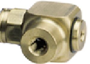 "Brass swivel w/Buna-N-1/2"" #439"