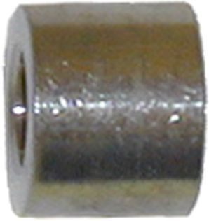 "Pipe half coupling-1/8"" #304 SS"
