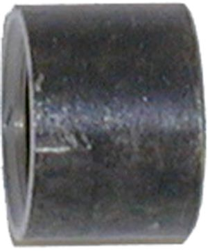 """Pipe coupling-half-1/4""""F, Sch 40 PS"""
