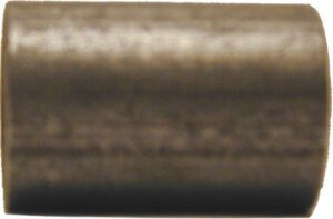 """Pipe coupling-full-1""""F, Sch 40 PS"""