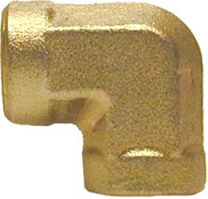 "Pipe elbow-3/8""x90°, HP - 6000 PSI Static"