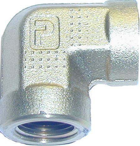 "Pipe elbow-1/2""x90°, HP - 4000 PSI Static"