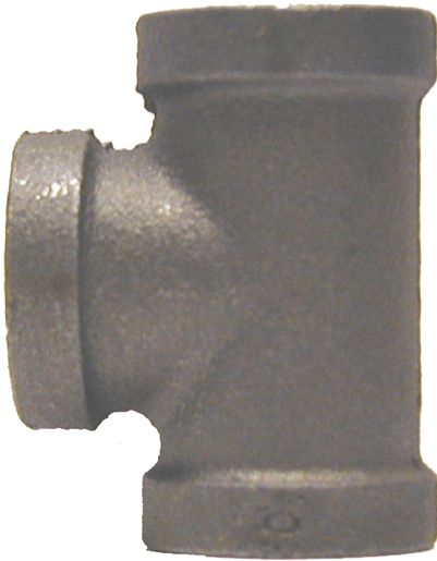 """Pipe tee-3/4""""F, PS"""