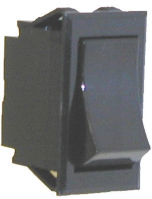 Rocker switch, TIG series, 125-277V, 20 AMP
