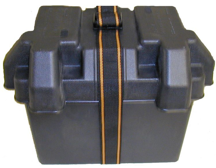 Plastic battery box-group 24