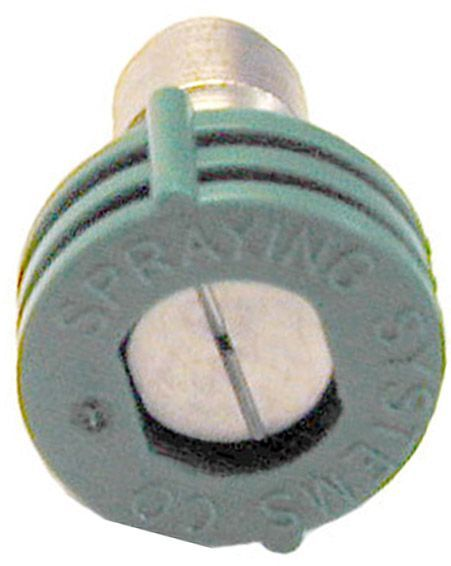 QC nozzle-10.0, 25° green