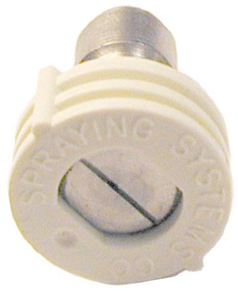 QC nozzle-12.0, 40° white
