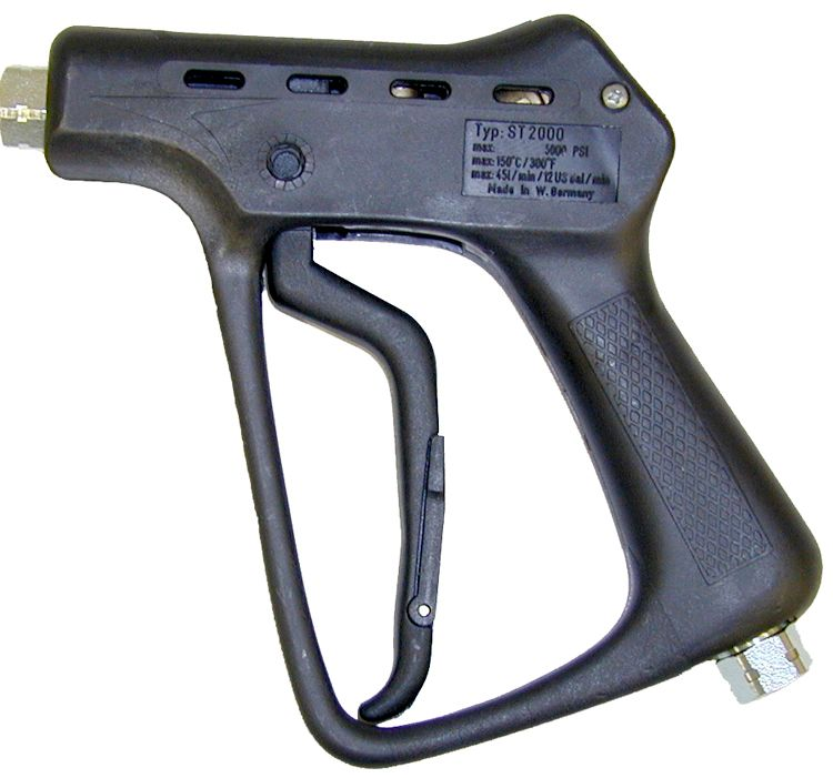 Trigger gun #ST-2000 (5000 PSI Version)