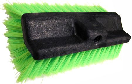 Special shaped dual surface brush - 10""