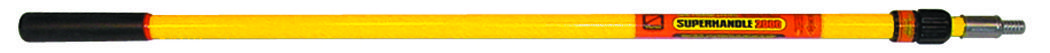 Telescoping Handle - 6' to 12' Fiberglass Extension Handle