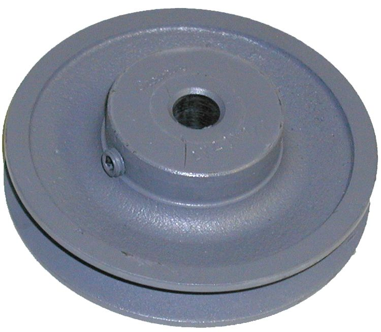 Finished-bore pulley #AK32-5/8