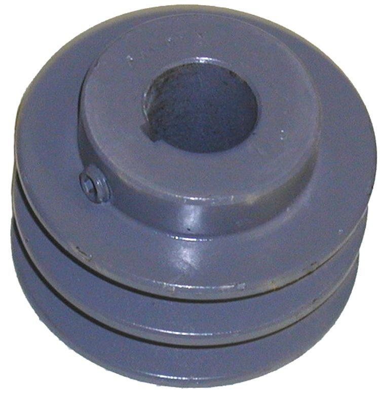 Finished-bore pulley #2AK28-7/8