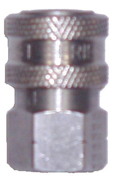 "SS quick connect socket-1/4""Fx1/4""FPT"
