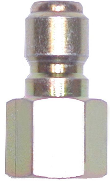 """SS quick connect plug-1/2""""Mx1/2""""FPT"""