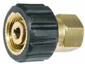 "Twist connect coupler-3/8""FPT #D10029"