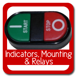 Indicators, Mounting, Relays