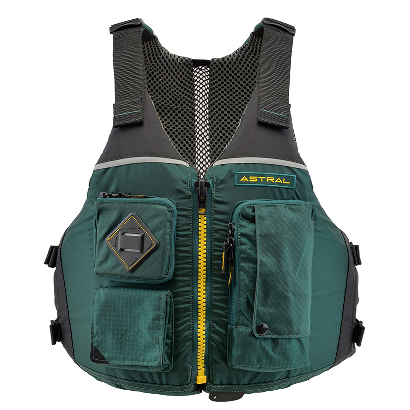 Astral Ronny PFD Conifer Green