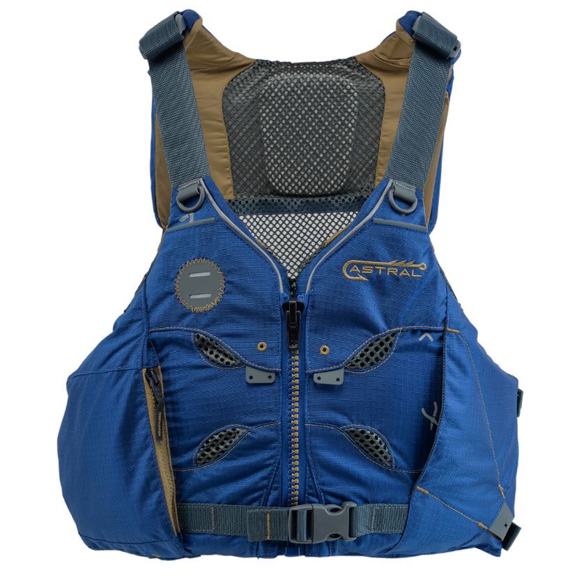 Astral V-Eight Fisher PFD Storm Navy