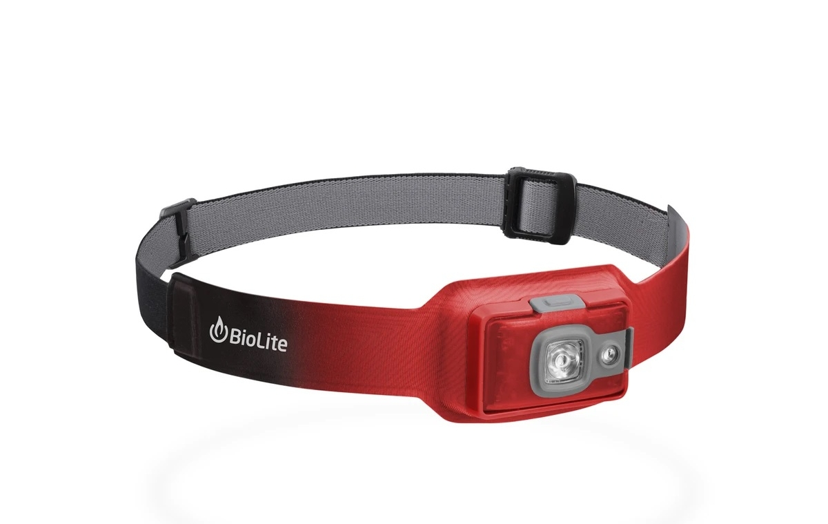 BioLite HeadLamp 200 Ember Red