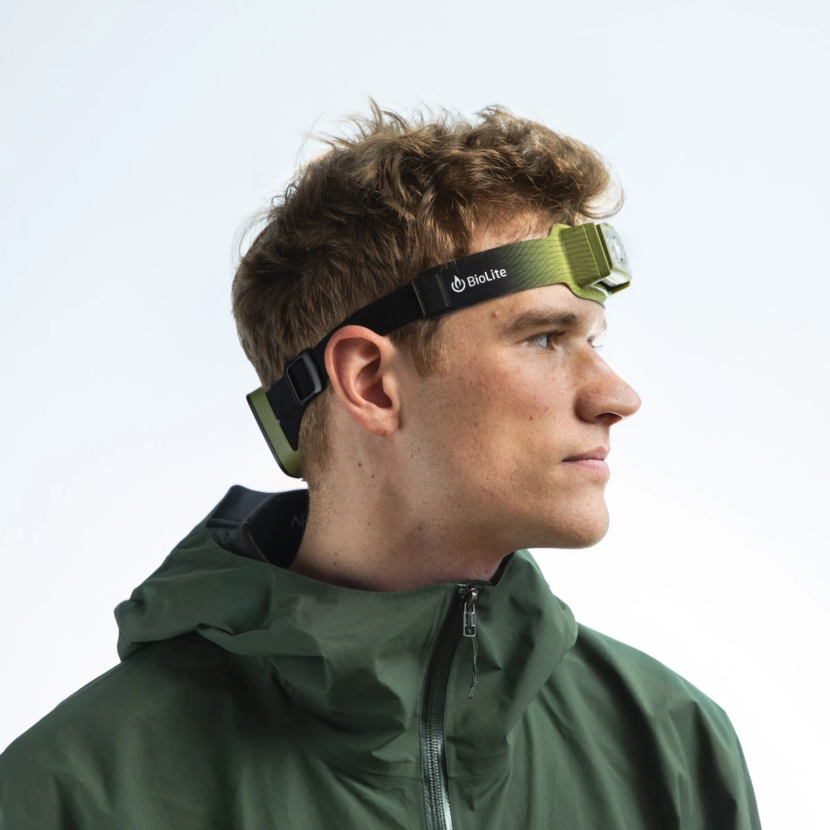 BioLite HeadLamp 750 Moss Green
