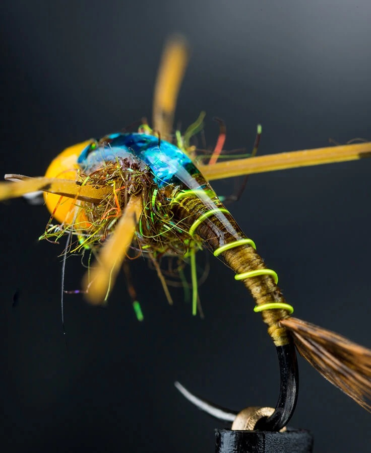 Loon UV Colored Fly Finish