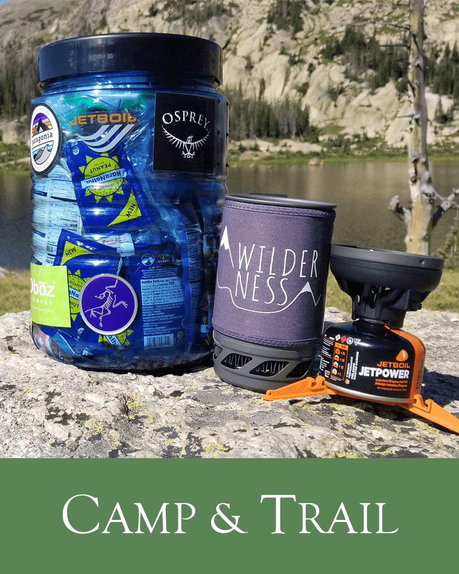 Camp & Trail