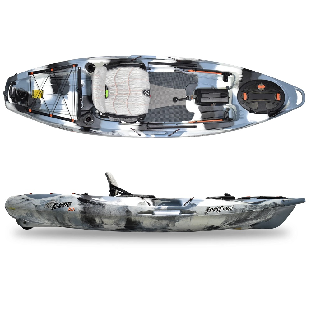 Feelfree Kayaks Lure 10 v2 Winter Camo