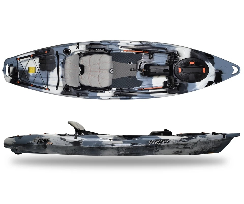 Feelfree Kayaks Lure 11.5 V2 Winter Camo
