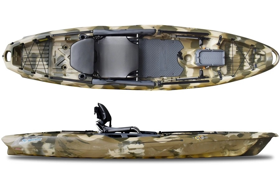 3 Waters Big Fish 120 Terra Camo 2021