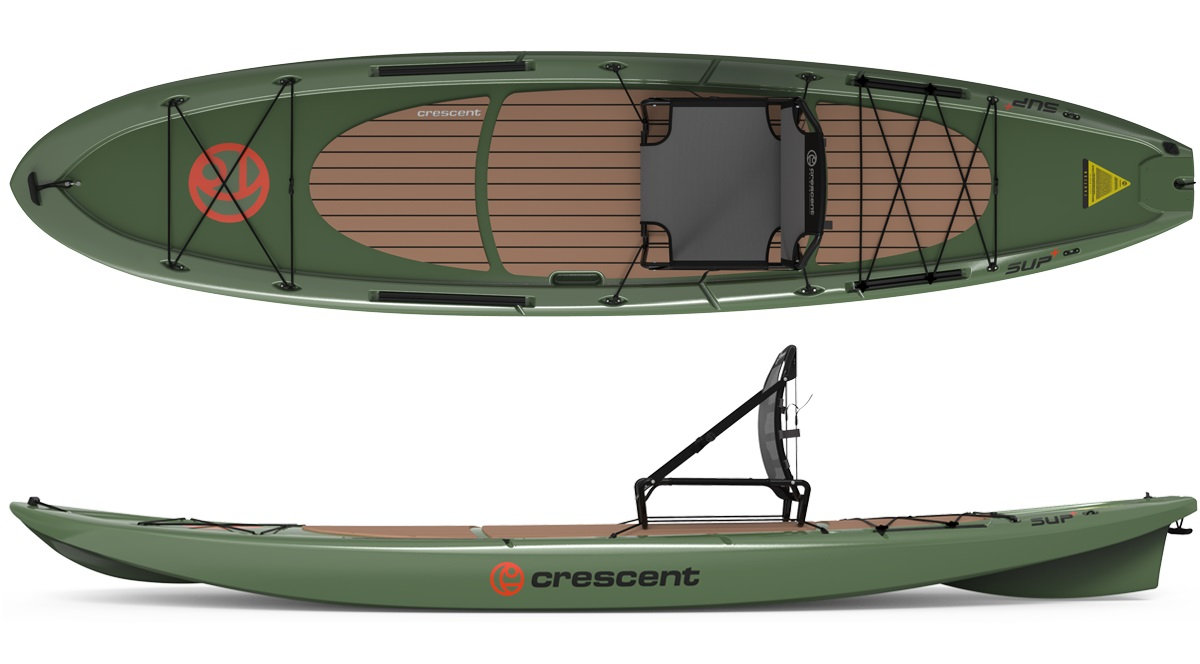 Crescent SUP Paddleboard Marsh