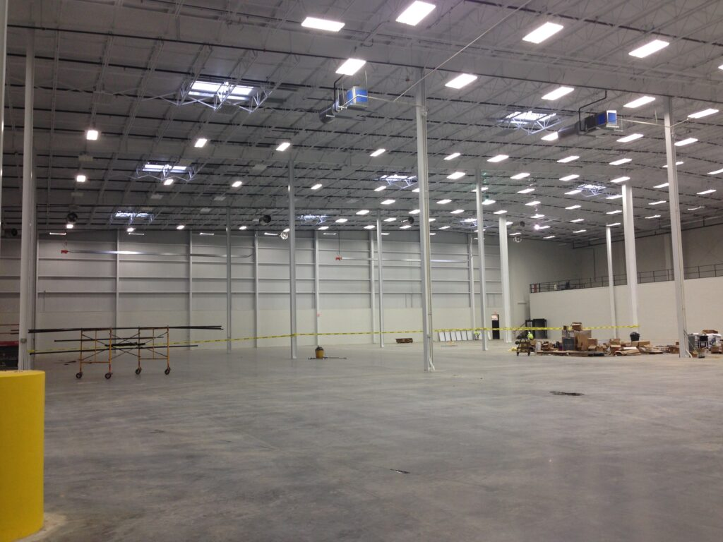 Beshears Construction Projects Umarex USA