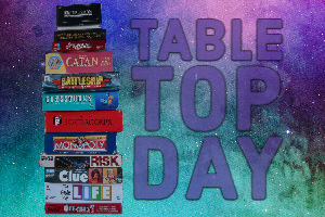 Table Top Day
