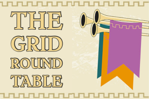 The Grid Round Table at Mess Hall 45