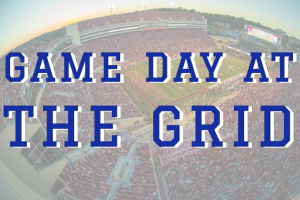 Game Day at The Grid