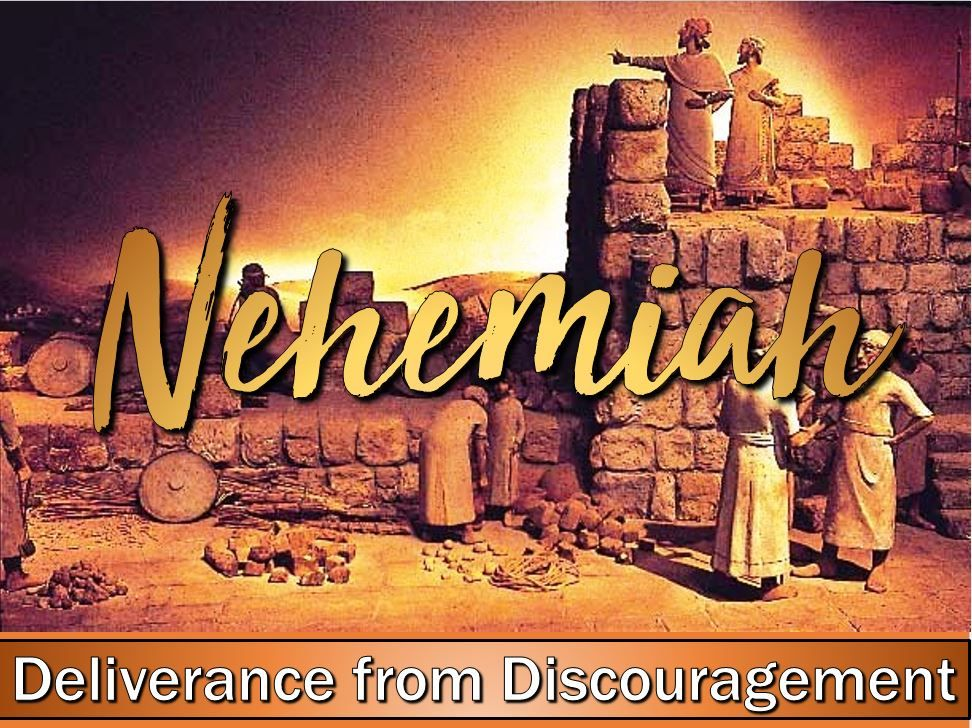 Arise and Build - Deliverance From Discouragement